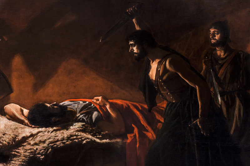 imagen de Conquista de Hispania - La muerte de Viriato