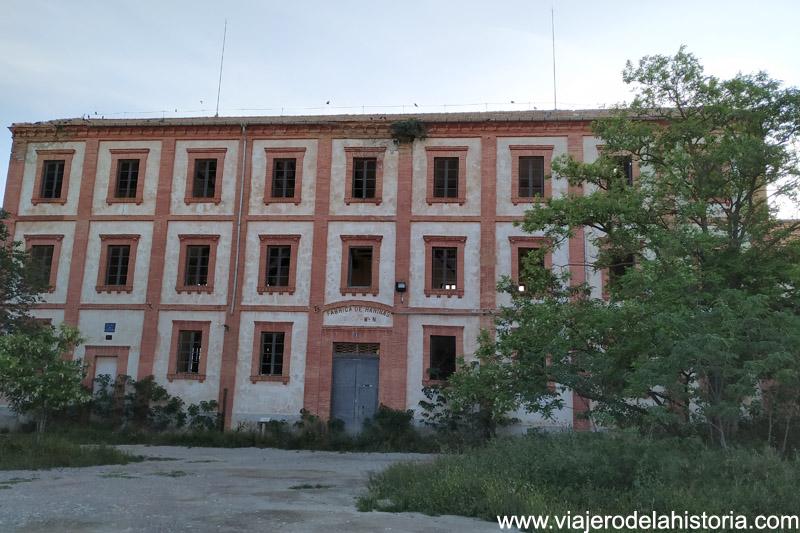 Colonia Santa Eulalia - Fábrica de Harinas