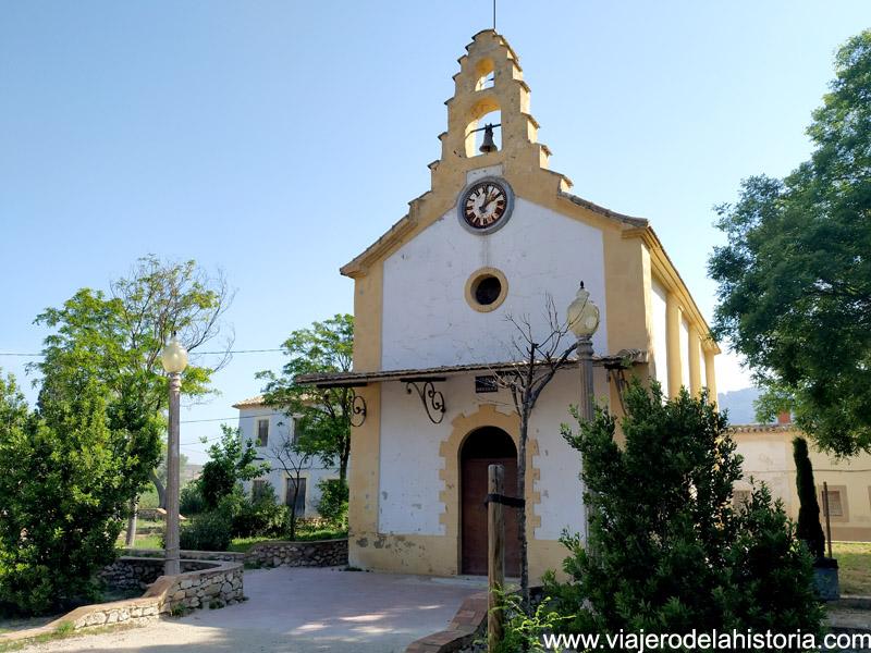 Ermita de la Colonia Santa Eulalia