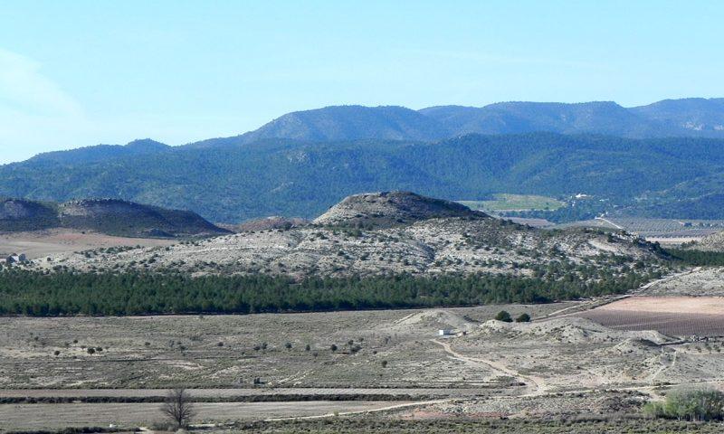 Terlinques, visto desde el Polovar