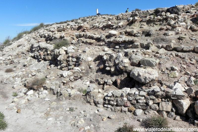 Muros y estructuras en Terlinques