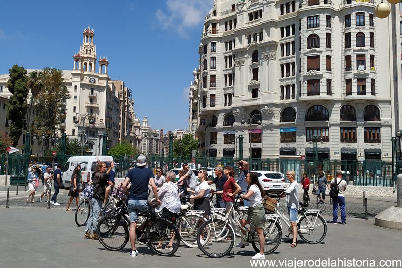Qué ver en Valencia: Carril bici