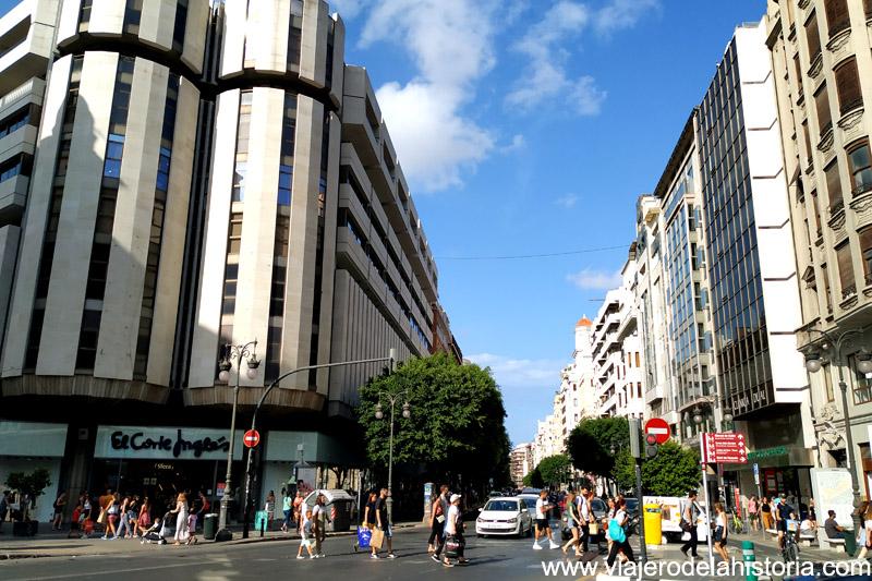Calle de Colón, Valencia