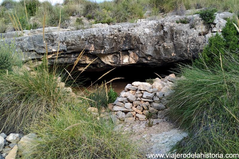 Cueva del Cochino, Villena