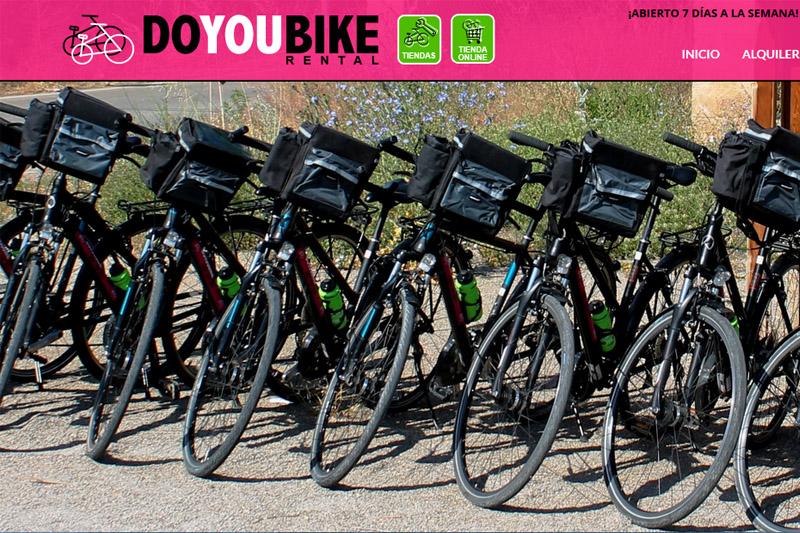 Alquiler bicicletas en Valencia - DoYouBike