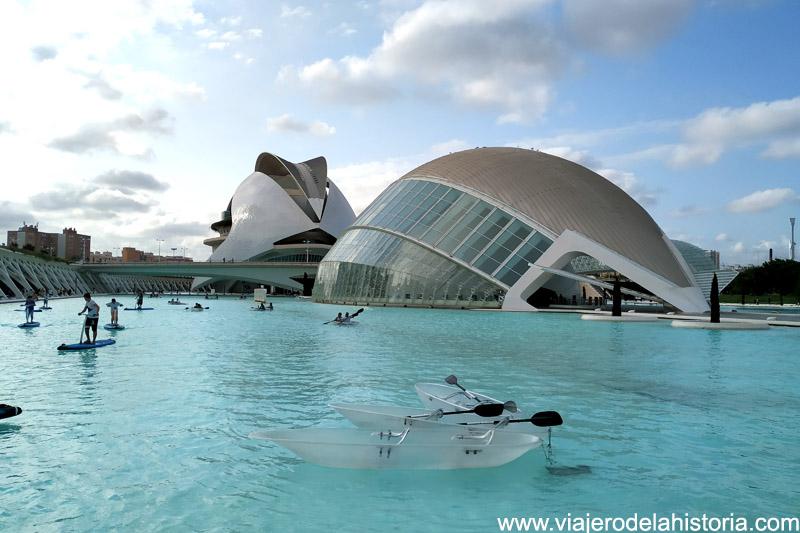 Ciudad de las Artes y las Ciencias: Hemisféric, Valencia