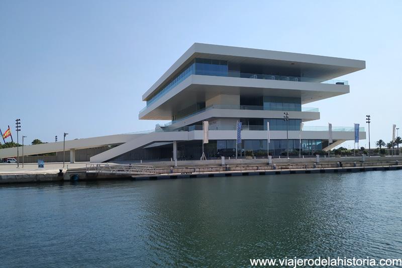 Edificio Veles e Vents, Marina Real de Valencia