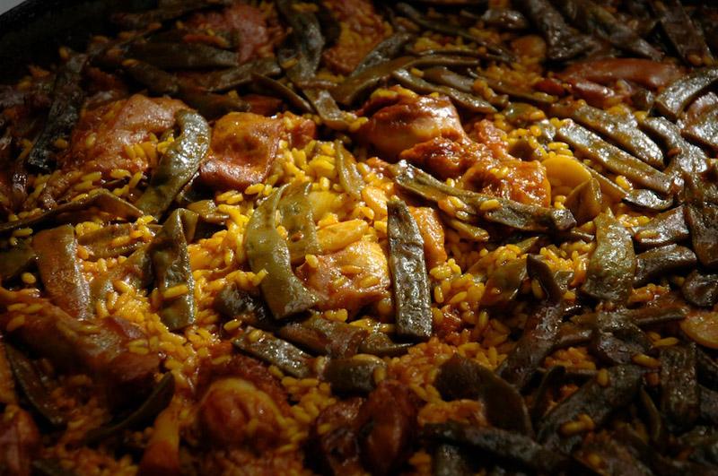 Qué ver en Valencia: comer paella valenciana