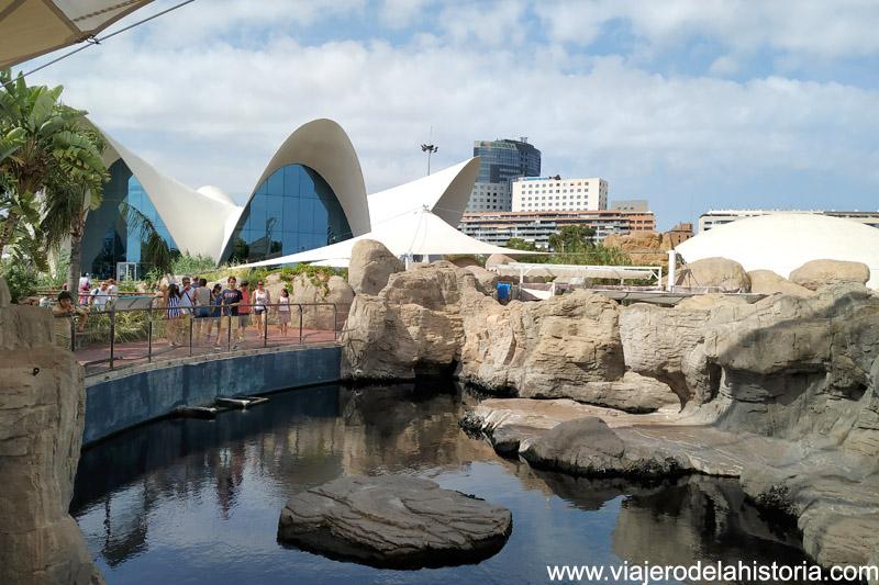 Ciudad de las Artes y las Ciencias: el Oceanogràfic, Valencia
