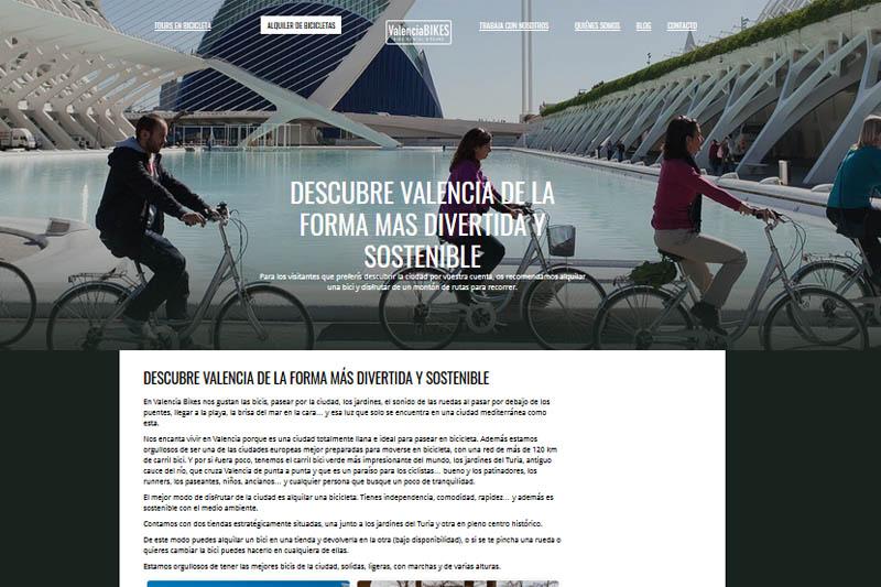 Alquiler bicicletas en Valencia - Valencia bikes