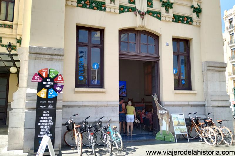 Alquiler de bicicletas en Valencia