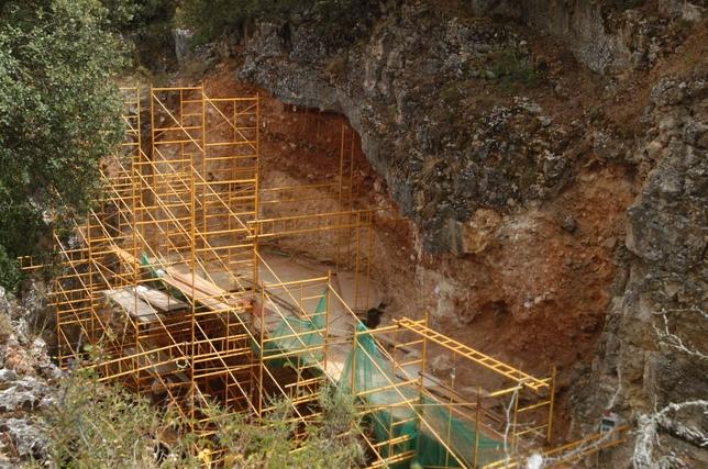 Paleolítico en la Península Ibérica - Sima del Elefante, Atapuerca