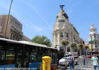 imagen de Edificio Metrópolis, Madrid, España