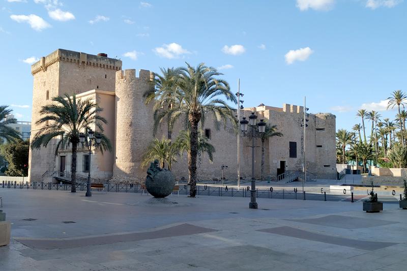 imagen de Palacio de Altamira, Elche, Alicante
