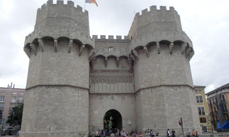 Qué ver en Valencia: las Torres de Serranos